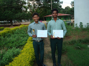 Raju English Declamation (Champion)